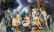 Paul Cezanne The Large Bathers Germany oil painting reproduction