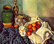 Paul Cezanne Still Life Germany oil painting reproduction
