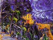 Paul Cezanne Le Chateau Noir Germany oil painting reproduction