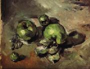 Paul Cezanne Green Apples oil painting picture wholesale
