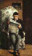 Paul Cezanne The Artist's Father Germany oil painting reproduction