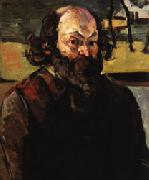 Paul Cezanne Self-Portrait oil painting picture wholesale