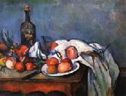 Paul Cezanne Still Life with Onions oil painting picture wholesale