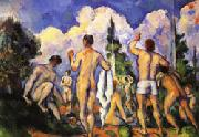 Paul Cezanne Bathers oil painting picture wholesale