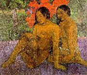 Paul Gauguin And the Gold of Their Bodies oil painting artist