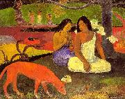 Paul Gauguin Making Merry8 oil painting artist