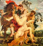 Peter Paul Rubens The Rape of the Daughters of Leucippus Germany oil painting reproduction
