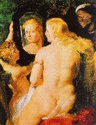 Peter Paul Rubens Venus at a Mirror Germany oil painting reproduction