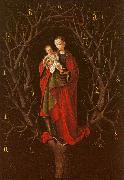 Petrus Christus Our Lady of the Barren Tree oil painting picture wholesale