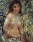 Pierre Renoir Study for Nude in the Sunlight oil painting picture wholesale