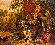 Pieter Gysels Garden oil painting picture wholesale