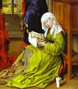 Rogier van der Weyden Mary Magdalene  ty oil painting picture wholesale