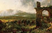 Thomas Cole View near Tivoli oil painting picture wholesale