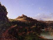 Thomas Cole Catskill Scenery oil painting picture wholesale