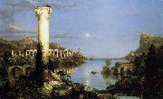 Thomas Cole Course of Empire Desolation oil painting picture wholesale