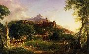 Thomas Cole Departure oil painting picture wholesale