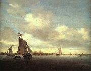 Saloman van Ruysdael Marine oil painting picture wholesale