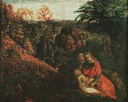 Samuel Palmer The Rest on the Flight into Egypt 2 oil painting picture wholesale