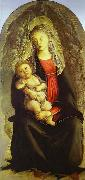 Sandro Botticelli Madonna in Glory oil painting picture wholesale