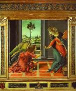 Sandro Botticelli Cestello Annunciation oil painting picture wholesale