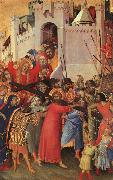 Simone Martini Orsini Diptych oil painting picture wholesale
