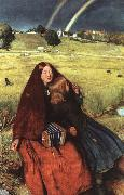 Sir John Everett Millais The Blind Girl oil painting artist
