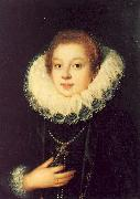 Sofonisba Anguissola Self Portrait oil painting artist