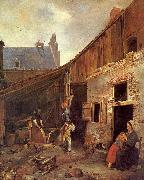 TERBORCH, Gerard The Family of the Stone Grinder sg oil painting picture wholesale