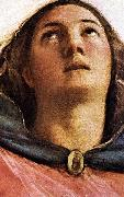 TIZIANO Vecellio Assumption of the Virgin (detail) t oil painting picture wholesale