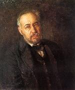 Thomas Eakins Self Portrait  hbn oil painting picture wholesale