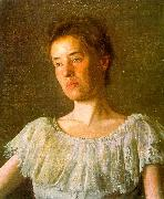 Thomas Eakins Portrait of Alice Kurtz oil painting picture wholesale