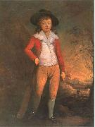 Thomas Gainsborough Ritratto di Giovane Germany oil painting reproduction