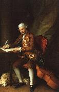 Thomas Gainsborough Karl Friedrich Abel oil painting picture wholesale