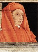 UCCELLO, Paolo Five Famous Men (detail) r oil painting picture wholesale