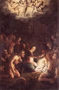VASARI, Giorgio The Nativity  wt oil painting picture wholesale
