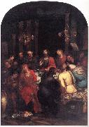 VEEN, Otto van The Last Supper r oil painting picture wholesale