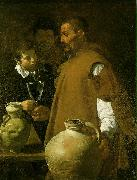 VELAZQUEZ, Diego Rodriguez de Silva y The Waterseller of Seville oil painting picture wholesale