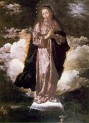 VELAZQUEZ, Diego Rodriguez de Silva y The Immaculate Conception set oil painting picture wholesale