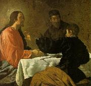 VELAZQUEZ, Diego Rodriguez de Silva y The Supper at Emmaus sg oil painting picture wholesale