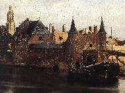 VERMEER VAN DELFT, Jan View of Delft (detail) et oil painting picture wholesale