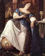 VERMEER VAN DELFT, Jan The Allegory of Faith (detail) er oil painting picture wholesale