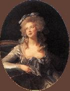 VIGEE-LEBRUN, Elisabeth Portrait of Madame Grand ER oil painting picture wholesale