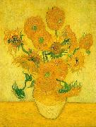 Vincent Van Gogh Sunflowers  ww Germany oil painting reproduction