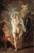 WATTEAU, Antoine The Judgement of Paris21 oil painting picture wholesale