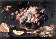WILLEBEECK, Petrus Still-Life oil painting artist