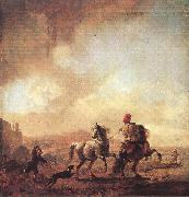 WOUWERMAN, Philips Two Horses er oil painting picture wholesale