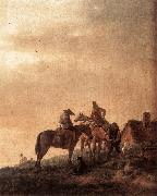 WOUWERMAN, Philips Rider's Rest Place q4r oil painting picture wholesale