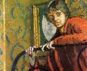 Walter Sickert Cicely Hey oil painting picture wholesale