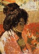 Walter Sickert La Giuseppina oil painting picture wholesale