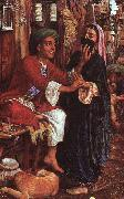 William Holman Hunt The Lantern Maker's Courtship oil painting picture wholesale